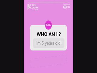 [#KCON2019JAPAN] #5_year_old_IDOLS #5_year_old_KCONJAPAN