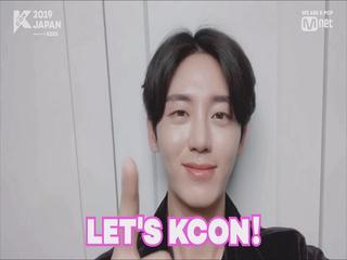 [#KCON2019JAPAN] こんにちは! #イ·ジフン