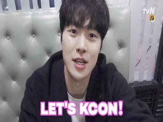 [#KCON2019JAPAN] Konnichiwa! #GONGMYEONG