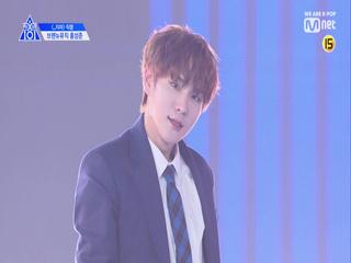 [직캠] 일대일아이컨택ㅣ홍성준(브랜뉴뮤직) _지마