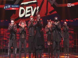 데빌스(Devils), 제이블랙X블랭크Crew의 컨셉쇼