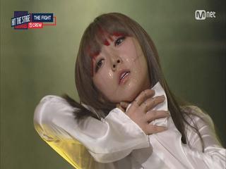 미스에이 민, 황금빛 팝핀댄스