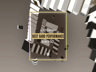 [2016 MAMA] Best Band Performance Nominees