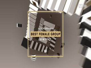 [2016 MAMA] Best Female Group Nominees