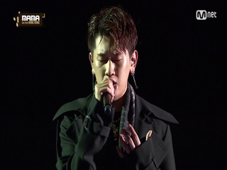 [2016 MAMA] DEAN(딘)/CRUSH(크러쉬)_D(Half Moon)/Don′t Forget(잊어버리지마)