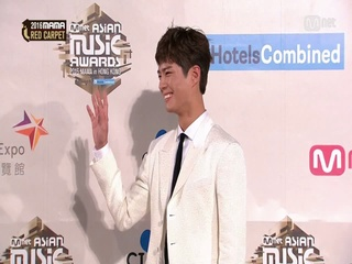 [2016 MAMA] Red Carpet_Park Bo Gum(박보검)