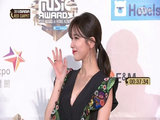 [2016 MAMA] Red Carpet_Suzy(수지)