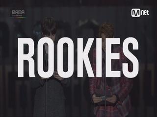 Rookies of MAMA