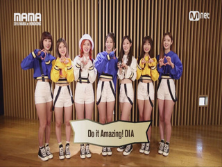 [2016 MAMA] Star Countdown D-29 by DIA