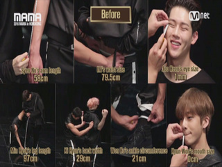[2016 MAMA] Star Countdown D-25 by Monsta X