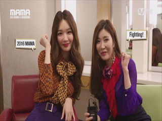 [2016 MAMA] Star Countdown D-24 by Davichi