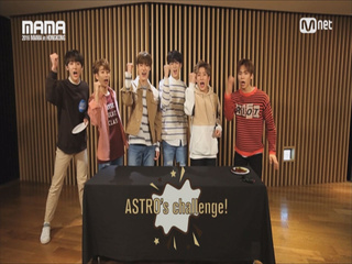[2016 MAMA] Star Countdown D-20 by ASTRO