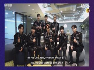 [2017 MAMA] Upcoming! EXO's Performance!_2017마마
