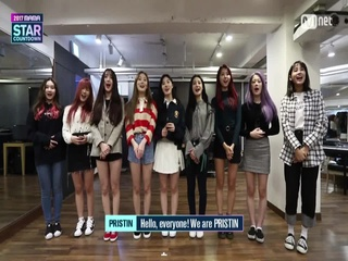 [2017 MAMA] Star Countdown D-14 by PRISTIN_2017마마