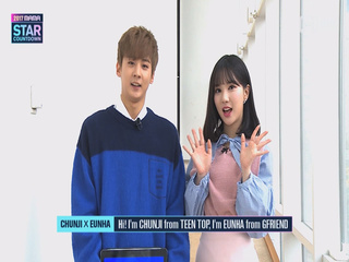 [2017 MAMA] Star Countdown D-23 by CHUNJI X EUNHA_2017마마