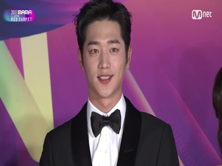 [2017 MAMA in Japan] Red Carpet with Seo Kang Jun(서강준)_2017마마