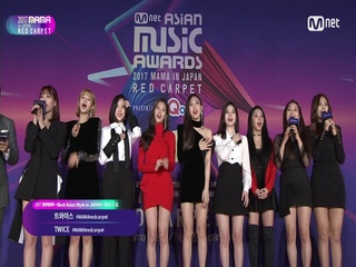 [2017 MAMA in Japan] Red Carpet with TWICE(트와이스)_2017마마