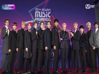 [2017 MAMA in Japan] Red Carpet with SEVENTEEN(세븐틴)_2017마마