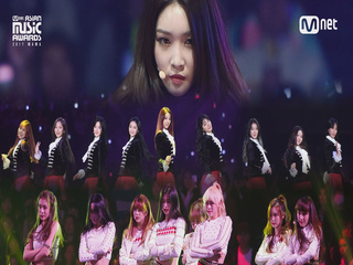 [2017 MAMA in Japan] Weki Meki/CHUNG HA/PRISTIN_Sugar High+I don't like your Girlfriend/Hands on Me+Why Don't You Know/WE ARE PRISTIN+WEE WOO_2017마마