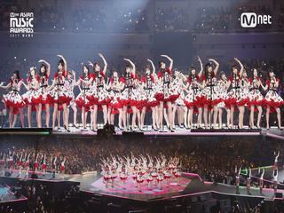 [2017 MAMA in Japan] AKB48&CHUNG HA&Weki Meki&PRISTIN&fromis_9&Idol School Class 1_Heavy Rotation + Koisuru Fortune Cookies_2017마마