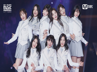 [2017 MAMA in Japan] fromis_9(프로미스_9)_INTRO + Glass Shoes(유리구두)_2017마마