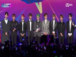 [2017 MAMA in Hong Kong] Red Carpet with NCT 127_2017마마