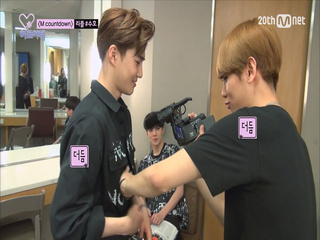 EXO 백현의 취향과 수호 복근 습격기!