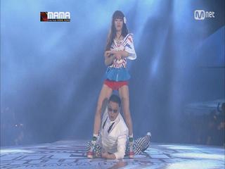 [2012 MAMA 올해의 노래상] 싸이 - 강남스타일