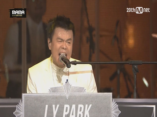 [2015MAMA] 박진영 (J.Y.Park) _ Honey