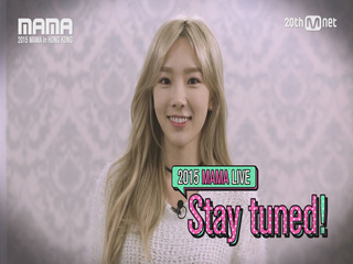 [2015 MAMA STAR COUNTDOWN D-1 by TAEYEON]