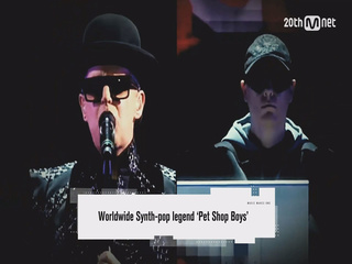 [2015 MAMA] A peek of PETSHOPBOYS