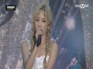 [2015MAMA] 태연(TAEYEON) _ I