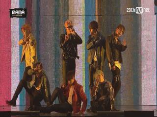 [2015MAMA] 방탄소년단(BTS) _ RUN