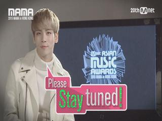 [2015 MAMA STAR COUNTDOWN D-2 by JONGHYUN]
