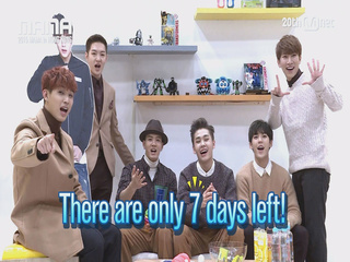 [2015 MAMA STAR COUNTDOWN D-7 by BTOB]
