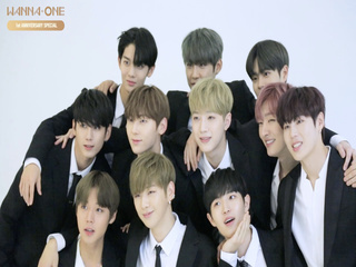 Wanna One l 1st Anniversary Special