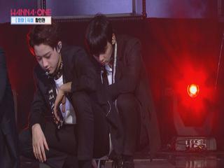 [직캠] 일대일아이컨택ㅣ♬활활 - Wanna One 황민현
