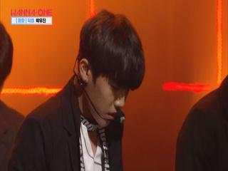 [직캠] 일대일아이컨택ㅣ♬활활 - Wanna One 박우진