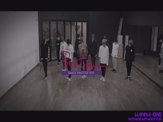 Wanna One - ′Beautiful(뷰티풀)′ (Performance Practice)