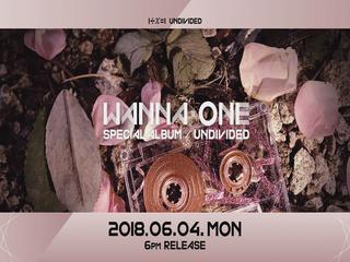 [Preview] Wanna One 1÷x=1 (UNDIVIDED) 앨범 미리듣기