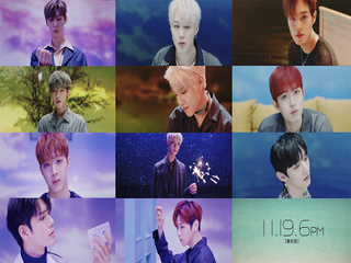 [Teaser] Wanna One - '봄바람' M/V Teaser