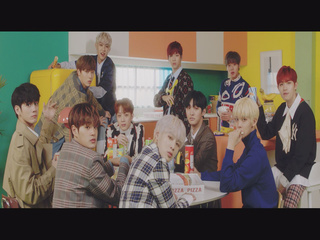 Wanna One - ′봄바람′ M/V