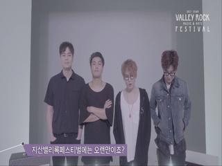 [2017 밸리록] 넬(NELL) Self-Interview [feat.비몽사몽]