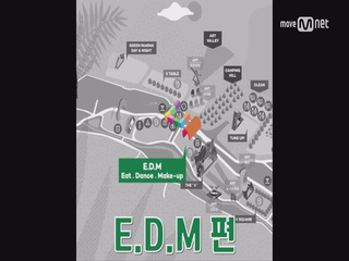 [2017 밸리록] Valley Tour (2)E.D.M존