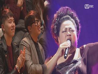 [풀버전] 재즈를 연민하는 윤희정이 부르는 사랑 후의 쓸쓸함, '서울의 달'