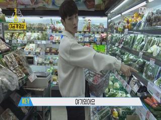 살림9단 셰프′키′의 냉장고 채우기