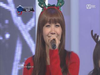 에이핑크 상큼 캐롤 ′Last Christmas′