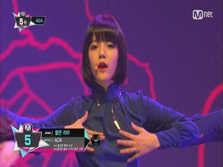 대세는 AOA ′짧은 치마′