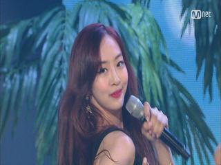 백옥피부 다솜, 씨스타 ′Touch My Body′