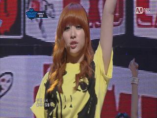EXID 데뷔곡 ′Whoz That Girl′